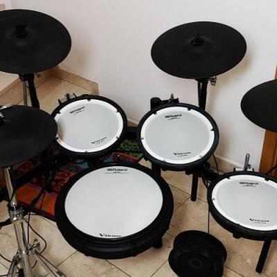 Roland TD 17 KVX E-Drum Set wenig gebraucht - thumb