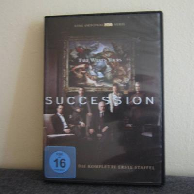 Succession - Die komplette erste Staffel - HBO Serie - thumb