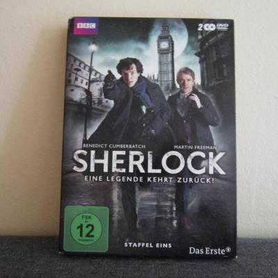 Sherlock - 1. Staffel - thumb