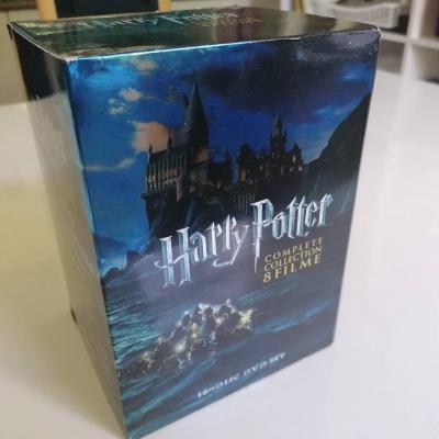 DVDs Harry Potter komplett - thumb