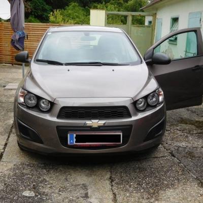 Chevrolet Aveo LS plus Limousine - thumb