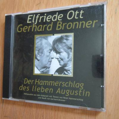 Elfriede Ott / Gerhard Bronner - Der Hammerschlag des lieben Augustin - thumb
