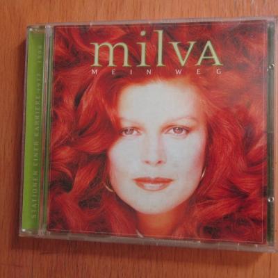 Milva - Mein Weg - CD - thumb