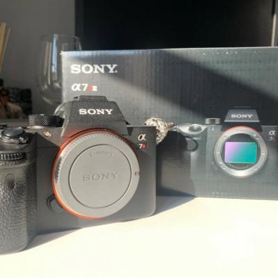Sony Alpha 7R III 42,4MP Digitale Vollformat-Kamera - thumb