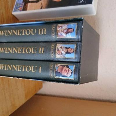 Sammlung - VHS VIDEOKASETTEN 23x - thumb