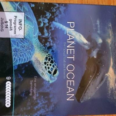 Planet Ocean - Die ganze Welt des Meeres [9 DVDs] - thumb