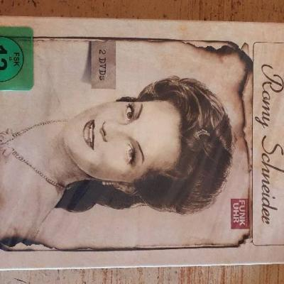 DVD Romy Schneider Filmlegende - 2 DVDs - thumb
