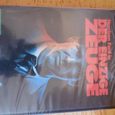 """DVD """"Der einzige Zeuge"""" mit Harrison Ford - Original - thumb"""
