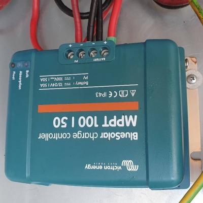 Victron MPPT 100/50 BlueSolar Solarladeregler 12/24V 50A - thumb