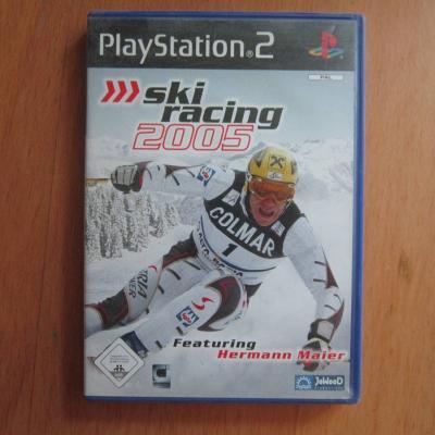 Ski Racing 2005 + Spielanleitung - Playstation 2 - thumb