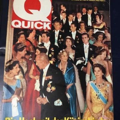 Quick Nr. 21 Jahrgang 15 - 27. Mai 1962 - thumb