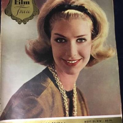 Film und Frau Zeitschrift von 1962 Heft 21 - thumb