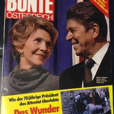 Bunte Österreich – Illustrierte. Nr. 16 vom 09.04.1981 - thumb