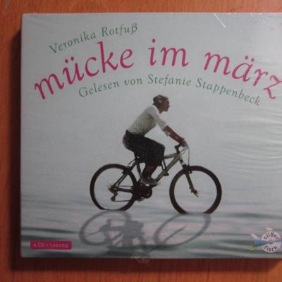 Mücke im März - Veronika Rotfuß - Hörbuch Cd - 4 Cd´s - 300 Minuten - thumb