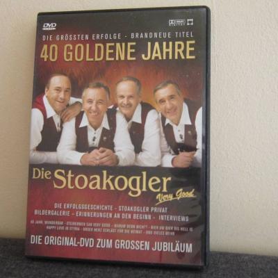 40 Goldene Jahre  - Die Stoakogler - Dvd - thumb