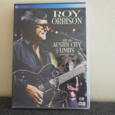 Roy Orbison - Live at Austin City Limits  August 1982 - Dvd - thumb