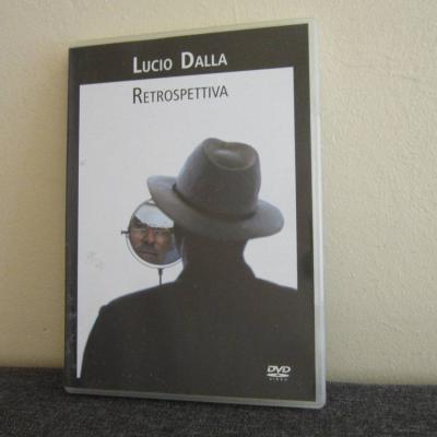 Lucio Dalla - Retrospettiva - Dvd - thumb