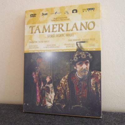 Tamerlano - Georg Friedrich Händel - 2 Dvd Set - thumb