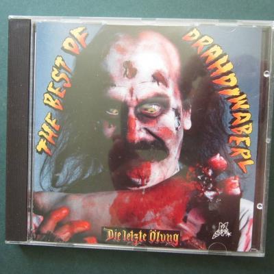 Drahdiwaberl - Die letzte Ölung - The Best of Drahdiwaberl - CD - thumb