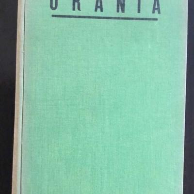 Urania kulturpolitische Monatshefte 1929/30 - thumb