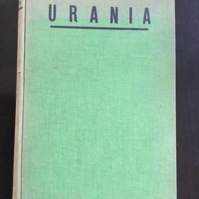 Urania. Kulturpolitische Monatshefte 1928/29 - thumb