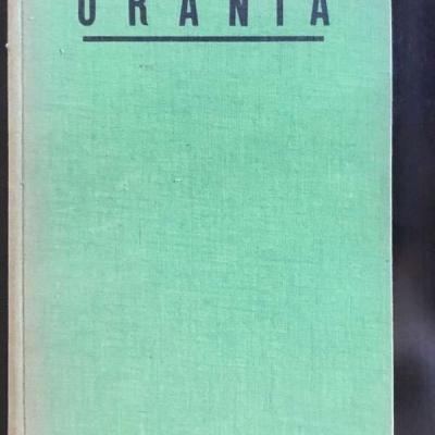 Urania. Kulturpolitische Monatshefte 1926/27 - thumb