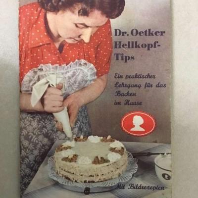 Dr. Oetker Hellkopf-Tips. Ein praktischer Lehrgang für das Backen - thumb