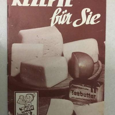 Bunte Käsepalette - Ein Spezialitäten-Kochbuch - thumb