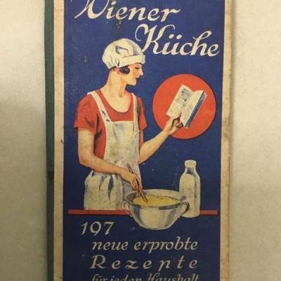 Wiener Küche. 197 neue erprobte Rezepte 1926 - thumb