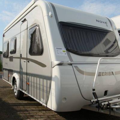 Wohnwagen Hymer-Eriba Nova Light 425 - Bestzustand - thumb
