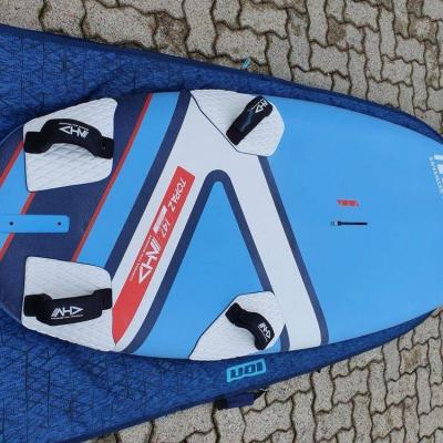 Windsurfboard 2021 AHD Topaz 147 und Foil - thumb
