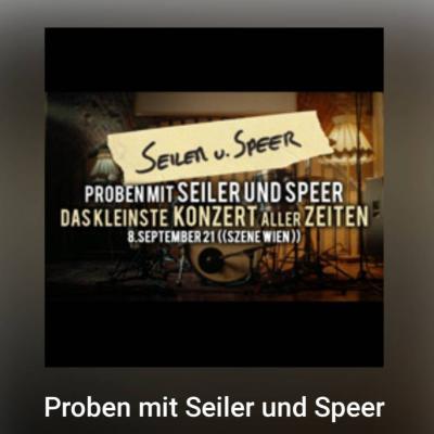 Konzertkarten für Seiler und Speer - thumb