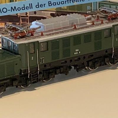 Märklin 3052 E-Lok BR 1020 der ÖBB - thumb