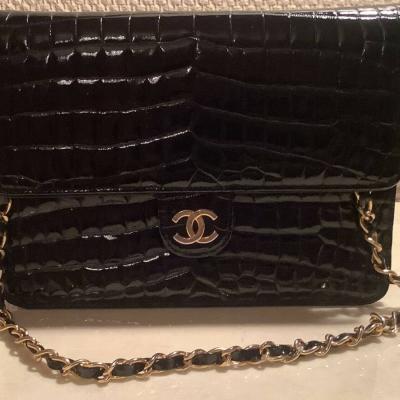 Chanel Tasche Vintage Mit SchulterRiemen - thumb