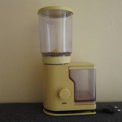 Kaffeemühle Braun Typ 4045 - aus den 70er Jahren - Vintage - thumb