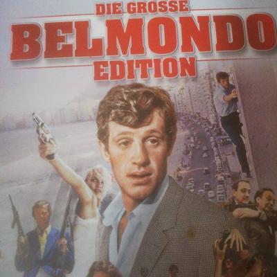 Die große Belmondo Edition (neu) - thumb