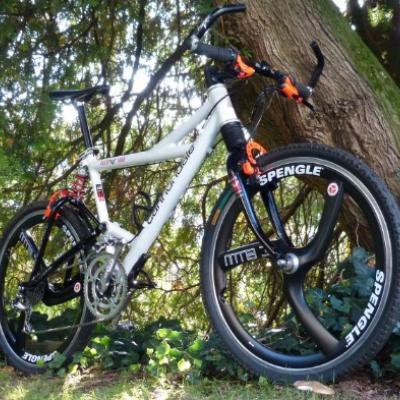 CANNONDALE DELTA V CUSTOM FULL 21 MIT SpengleLR - thumb