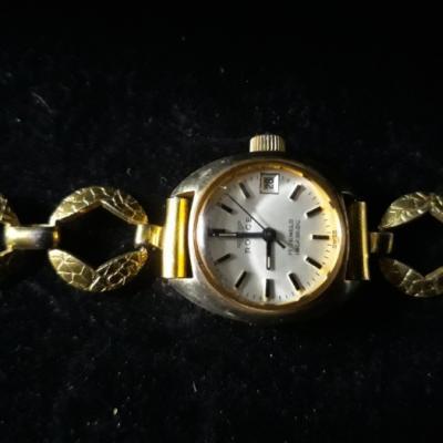 alte Armbanduhr Marke Royce - thumb