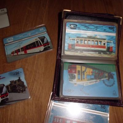 Telefonwertkarten Wiener Linien - thumb