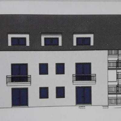 Neubau WOHNUNG 80 m2 - Nähe BMW Steyr - Stadtrand - thumb