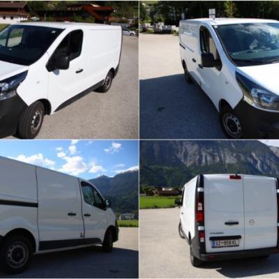 Opel Vivaro Kasten €14.400 SERVICE GEMACHT40050km - thumb