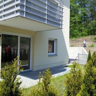 Neuwertige 2 - Zimmerwohnung mit Terrasse - thumb