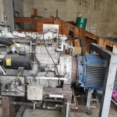 MAN E2866E - BHKW-Stromerzeuger Gas BJ: 2000 - thumb