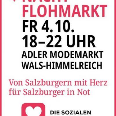 SOSA Nachtflomarkt beim Adler Modemarkt - thumb