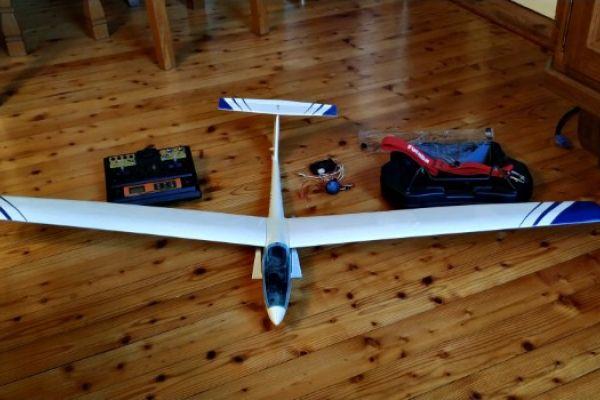 Segelflugmodell ASW27