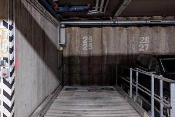 Garagenstellplatz provisionsfrei zu vermieten