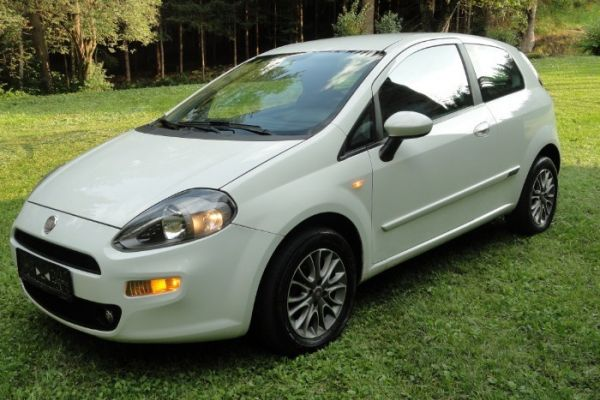 Fiat Punto Pop 1,4 Pickerl bis 09/2020