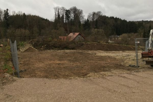 Gewerbegrundstück nähe Autobahnabfahrt Vorchdorf