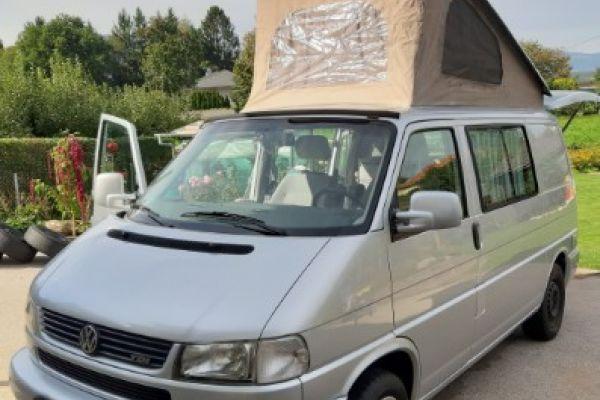 VW T4 Transvan Perfektes Angler Auto