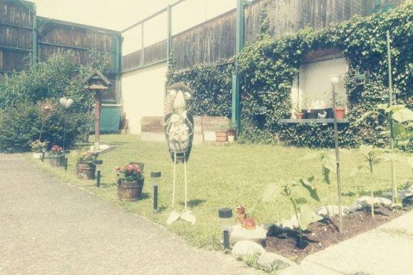 Wohnung mit Garten in Neunkirchen zu vermieten